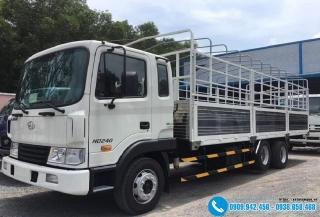 Xe tải 3 Chân 15 tấn Hyundai HD240