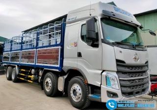 Xe tải ChengLong 4 Chân 8x4