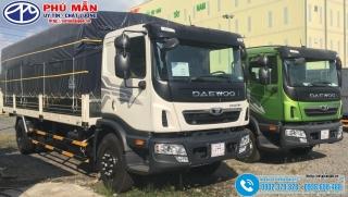 Xe tải Daewoo 9 Tấn | Xe Daewoo Prima 9 tấn – KC6A1 – 9000 kG