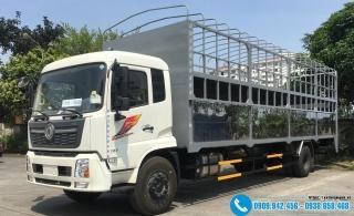 Xe tải DongFeng 8 Tấn Thùng Chở Xe Máy Dài 9M7
