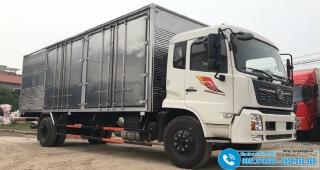 Xe tải DongFeng 9 Tấn Thùng Kín 7M8
