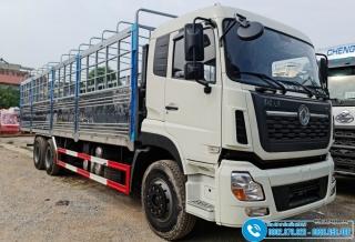 Xe tải DongFeng 3 Chân 14 Tấn