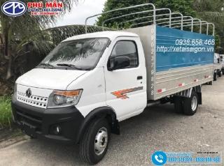 Xe tải Dongben 1.9 Tấn Q20 – Thùng 3M3