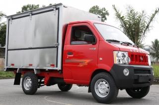 Xe tải Dongben K9 – Thùng Kín 990kg