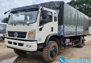 Xe tải Dongfeng 8 Tấn – 2 Cầu 4x4