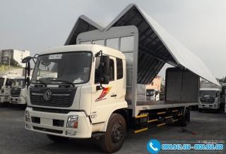 Xe tải Dongfeng 8 Tấn Thùng Mở Cánh Dơi