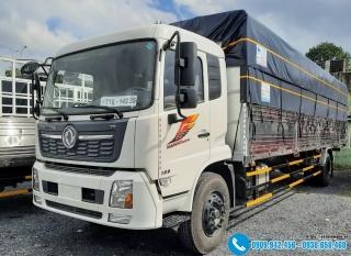 Xe tải Dongfeng 8 Tấn – 9M5 – Thùng Mui Bạt 9.5 Mét