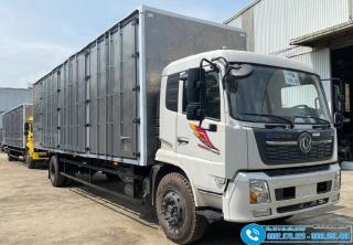 Xe tải Dongfeng 8 Tấn Thùng Kín 9M7