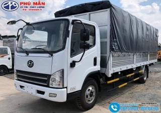 Xe tải Faw 7.5 Tấn – Máy Hyundai