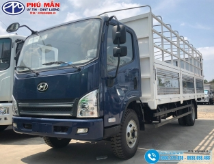 Xe tải Faw 7 Tấn 3 - Động Cơ Hyundai