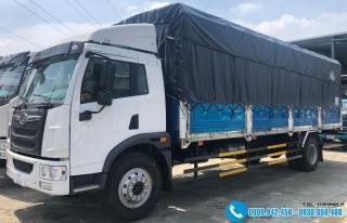 Xe tải Faw 8.7 Tấn - 8T7 - 8 Tấn 7 - 8700 kG - Thùng Dài 8M3