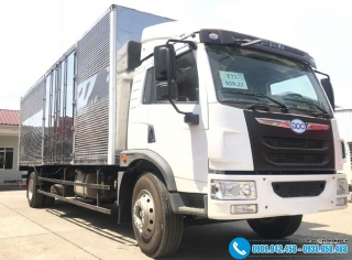 Xe tải Faw 8T3 Thùng Kín 8M