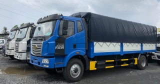 Xe tải Faw 9.6 tấn | Xe Faw 9 Tấn 6 – Thùng 7M5