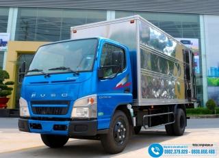 Xe tải Mitsubishi 1T9 - Thùng Kín