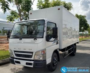 Xe tải Mitsubishi 3T5 – Thùng Kín