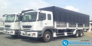 Xe tải Fuso 3 Chân 15 Tấn FJY1WT2L - Mới 2019