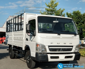 Xe tải Fuso Canter 3.5 Tấn – Thùng Bạt