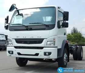 Xe tải Fuso FA 5.8 Tấn – Thùng Kín