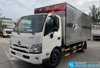 Xe tải Hino 1.9 tấn XZU650L - 1T9 - 1.9T - Thùng kín