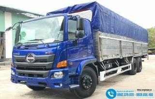 Xe tải Hino 15 tấn FL8JW7A – Thùng 9M4