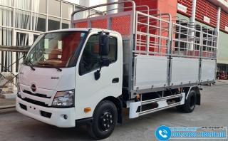 Xe tải Hino 4.5 tấn WU352L - 4T5 - 4.5T - Thùng Bạt