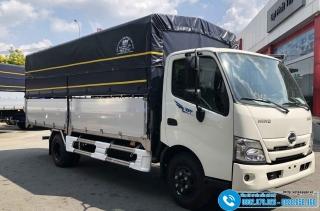 Xe tải Hino 4T5 - WU352L - 4.5T - 4.5 Tấn - Thùng Kín