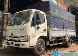 Xe tải Hino 5 tấn XZU342L - Nhập Khẩu