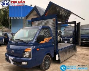 Xe tải Hyundai 1.5 tấn H150 - Thùng Cánh Dơi