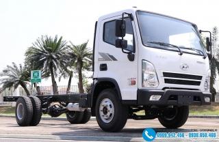 Xe tải Hyundai EX8L 7 Tấn Thùng Kín