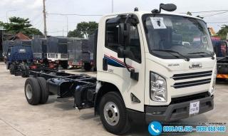 Xe tải IZ650 Thùng Dài 6M2