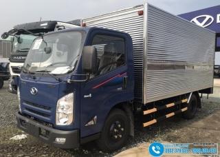 Xe tải IZ65 - 1T9 - 1.9T - 1.9 Tấn - Thùng Kín 4M3