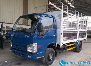 Xe tải Isuzu 3.49 tấn NK650L