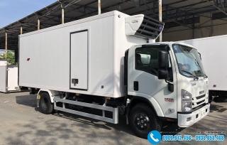 Xe tải Isuzu 5.5 Tấn Thùng Đông Lạnh