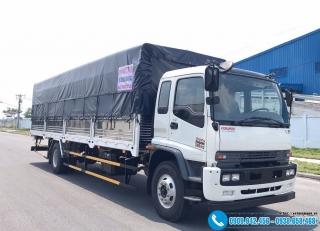 Xe tải Isuzu 8 Tấn FTR160SL - Thùng Dài 9M7