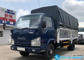 Xe tải Isuzu Vĩnh Phát 2T2 Thùng Dài 4M4