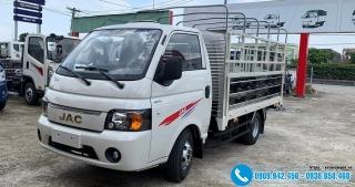 Xe tải Jac 1T4 – Thùng Bạt 3M2