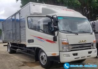 Xe tải Jac 6T5 - Thùng Kín 6M2