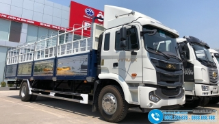 Xe tải Jac 7.5 Tấn Cabin A5 Thùng Dài 9M6