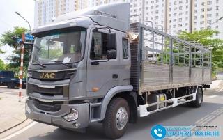 Xe tải Jac 8 Tấn Thùng Bạt 9M6