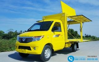 Xe tải Kenbo 990kG Thùng Bán Hàng Lưu Động