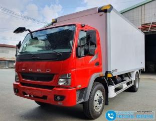 Xe tải Fuso 7.5 Tấn - Thùng Kín