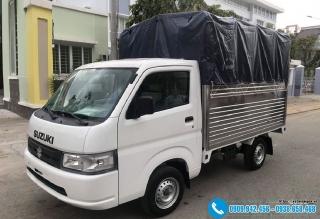Xe tải Suzuki Pro 950kG - Thùng 2M7