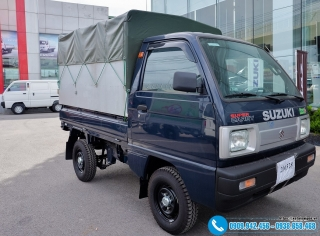 Xe tải Suzuki 650kG – Thùng Bạt