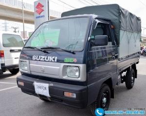 Xe tải Suzuki 550kg Thùng Mui Bạt