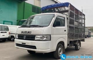 Xe tải Suzuki Thùng Chở Gà Vịt