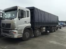 Xe tải Dongfeng TMT 4 Chân 18 Tấn – Ga Cơ