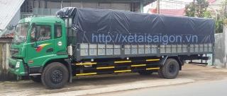 Xe tải TMT Cửu Long 8 Tấn – Thùng Dài 9M5