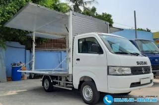 Xe tải Thùng Cánh Dơi Suzuki Pro 2020