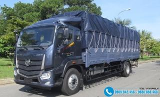 Xe tải Thaco Auman C160 - Thùng Dài 8 Mét 2
