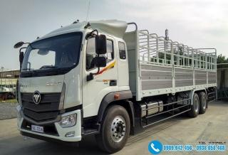 Xe tải Thaco Auman 3 Chân 14 Tấn C240